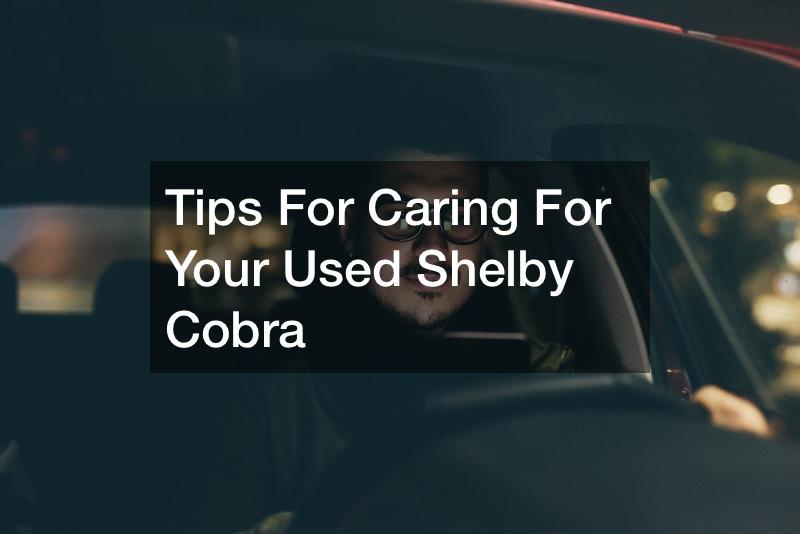 Shelby SS Cobra